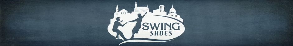 SwingShoes Logo - swingdans i København, lindyhop, charleston, authentic jazz, blues